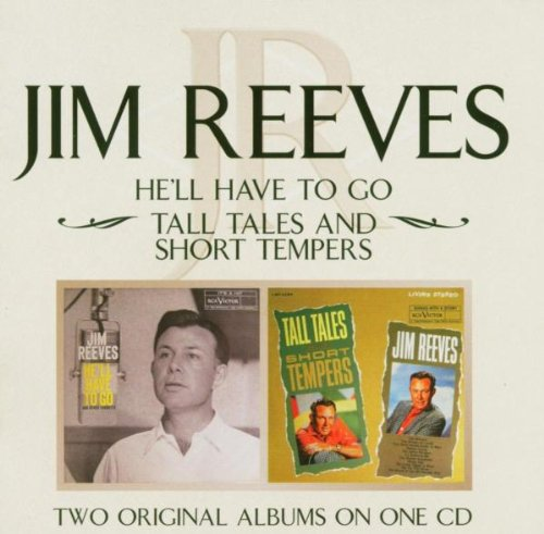 Jim Reeves - He´Ll Have to Go/Tall Tales