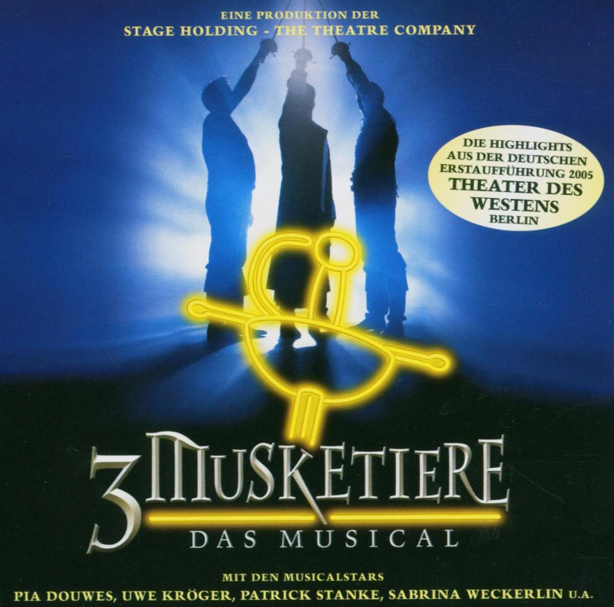 Patrick Stanke - 3 Musketiere - Das Musical - D...