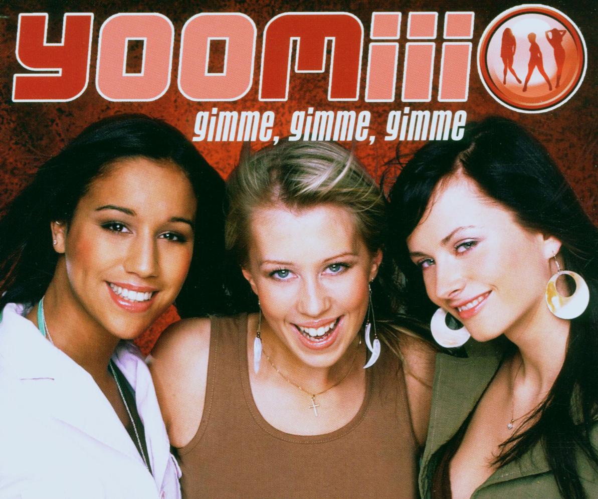 Yoomiii - Gimme,Gimme,Gimme
