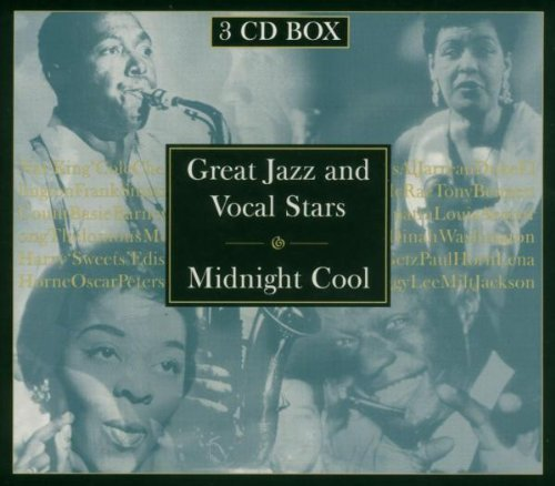 Various - Midnight Cool-Great Jazz & Vocal