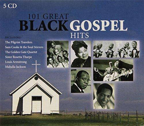 Various - 101 Great Black Gospel