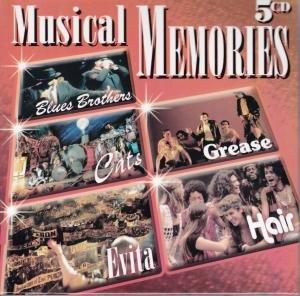 Falsch Geschluesselt - Musical Memories 5 CD´s