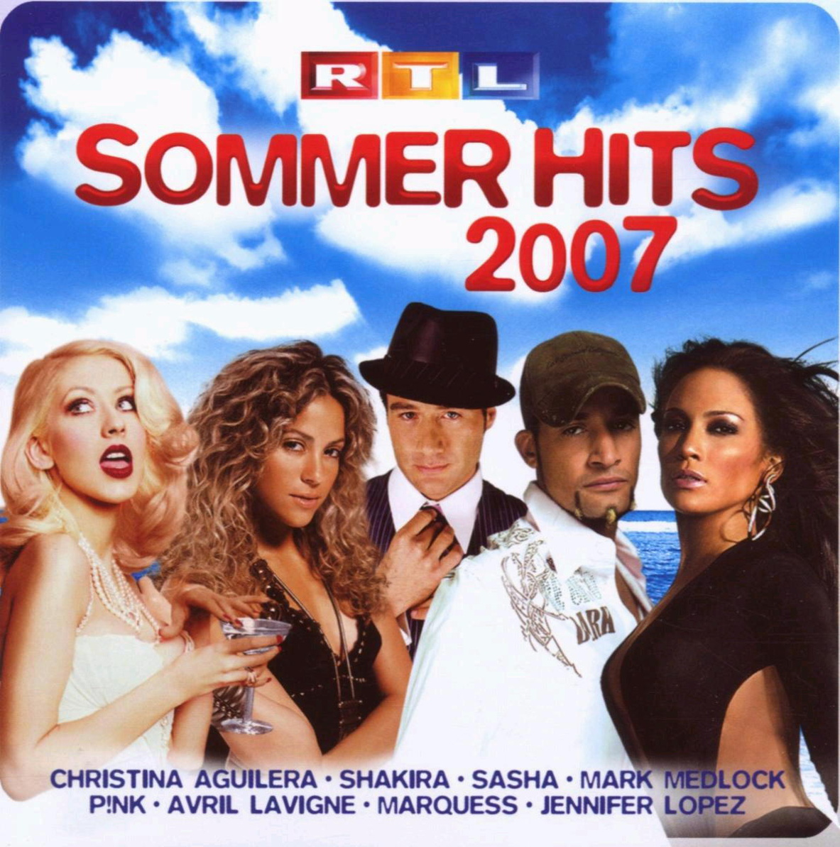Various - Rtl Sommer Hits 2007