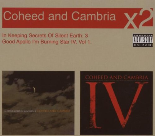 Coheed and Cambria - In Keeping Secrets of Silent Earth: 3/Good Apoll
