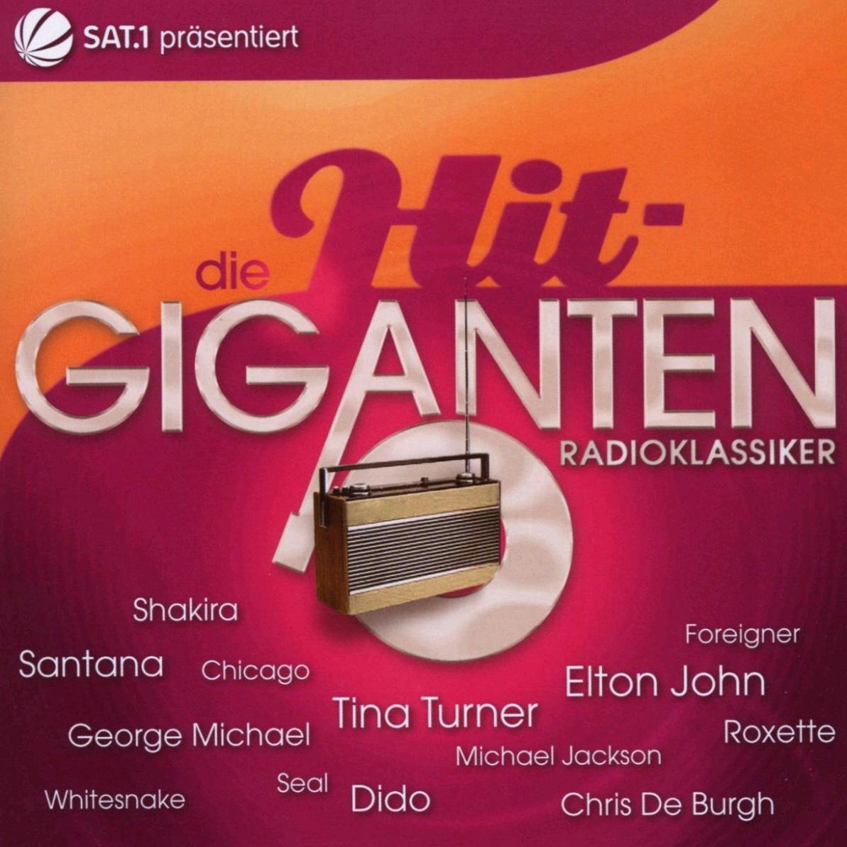 Various - Die Hit Giganten-Radioklassiker