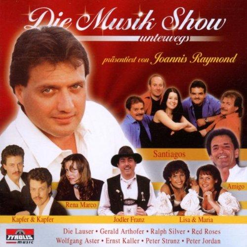 Various - Die Musik Show Unterwegs Präs.