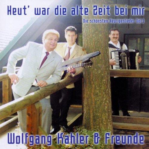 Wolfgang & Freunde Kahler - Wienerlieder-Heut´ War die a