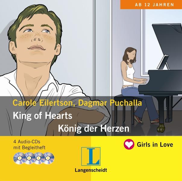 King of Hearts / König der Herzen (Girls in Love), Hörbuch