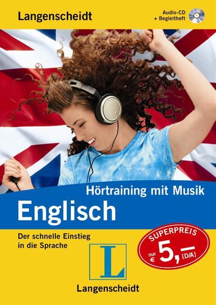Langenscheidt Hörtraining mit Musik Englisch, 1...