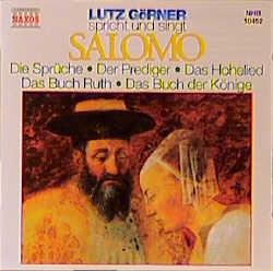 Salomo. CD.