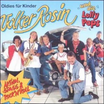 Volker Rosin - Oldies für Kinder