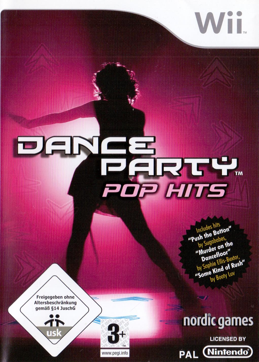 Dance Party: Pop Hits [nur Software]