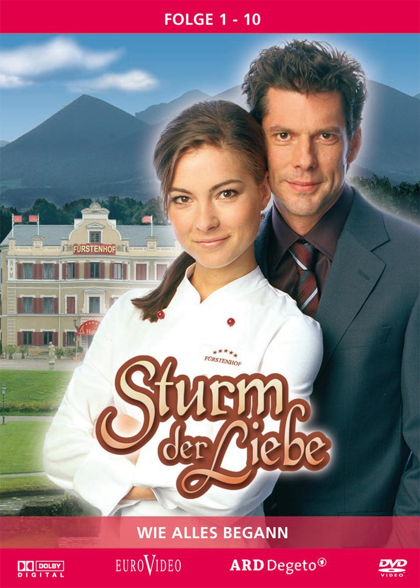 Sturm der Liebe - Vol. 1 (Folge 1-10 (3DVD))