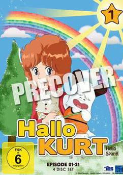 Hallo Kurt - Volume 1 (4 DVDs) (Episoden 1-21)
