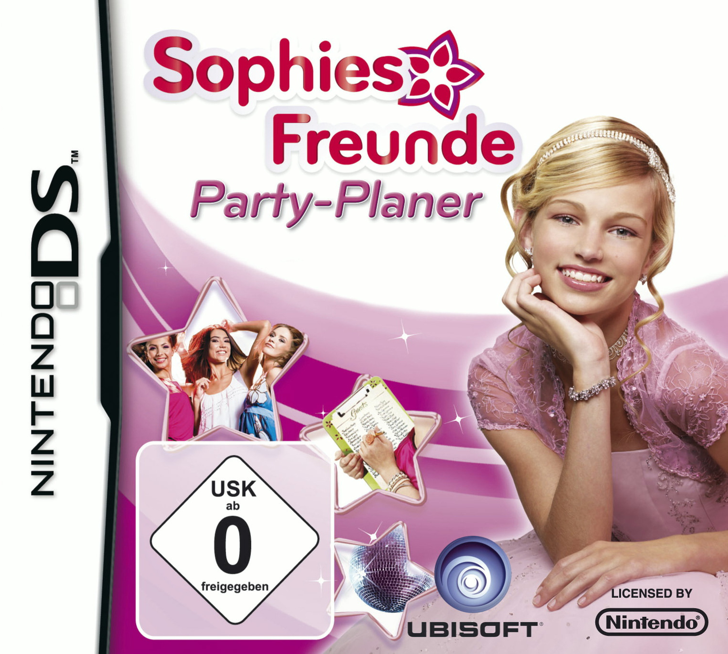 Sophies Freunde: Party-Planer