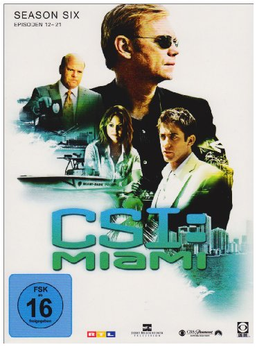 CSI: Miami Box Set Season 6.2