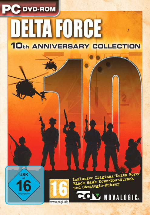 Delta Force 10th Anniversary Collection
