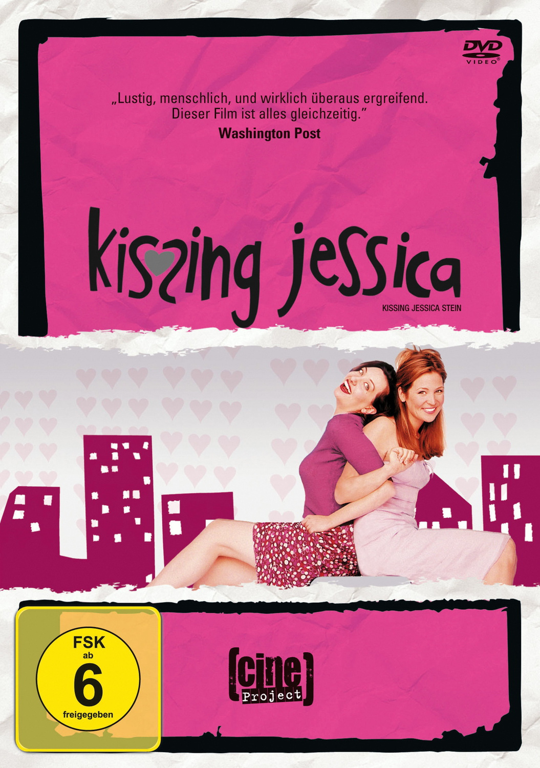 Kissing Jessica (Cine Project)