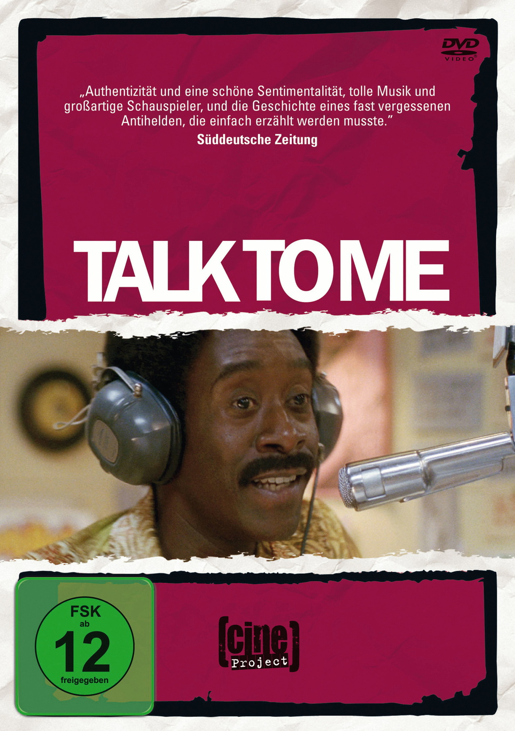 Talk To Me (Cine Project)