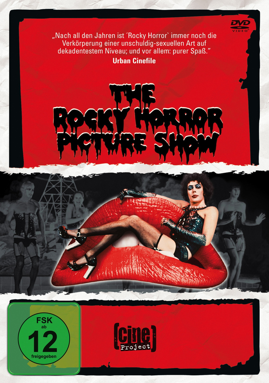 The Rocky Horror Picture Show [Cine Project]