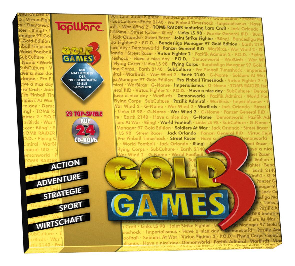 Gold Games 3
