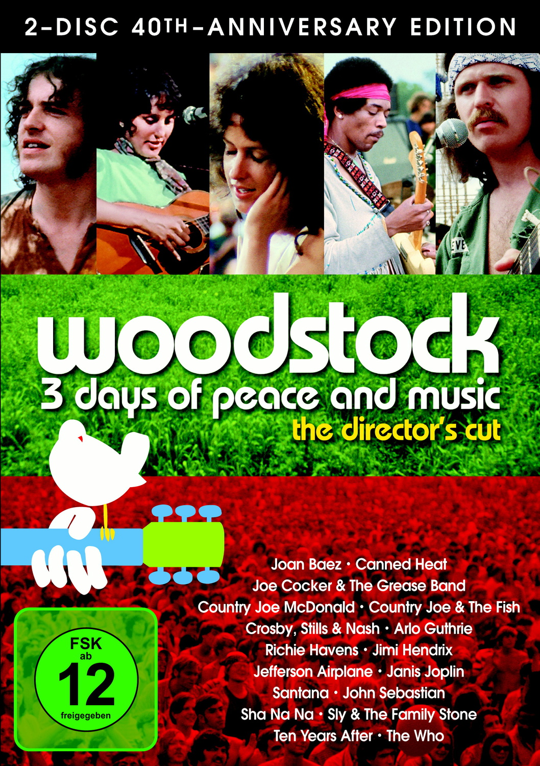 Woodstock - 3 Days of Peace & Music - Special E...