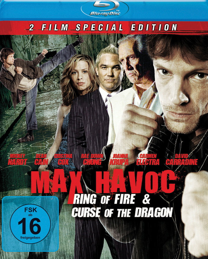 Max Havoc - Course of the Dragon/Ring of Fire