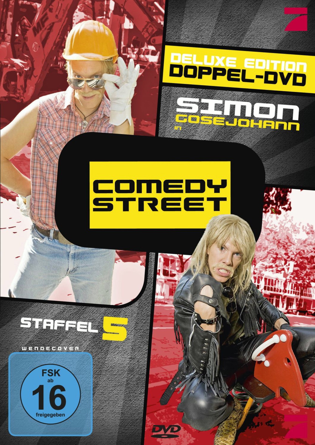 Comedy Street - Staffel 5 - Deluxe Edition