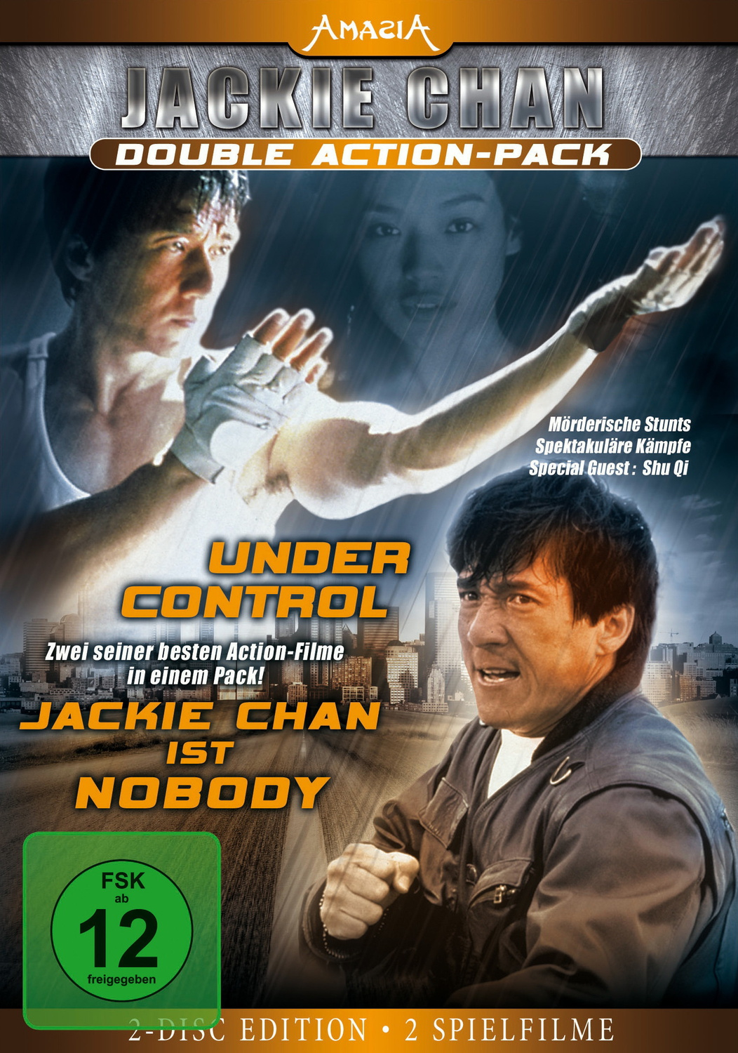 Jackie Chan ist Nobody + Under Control