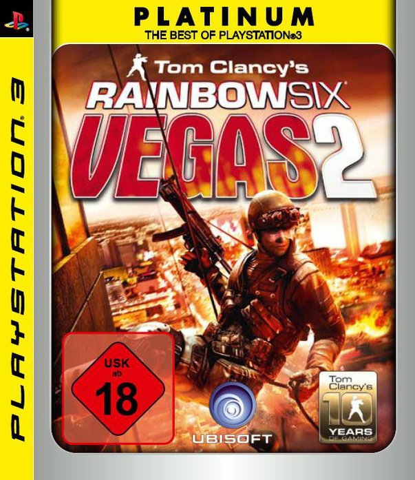 Tom Clancy´s Rainbow Six: Vegas 2 [Platinum]
