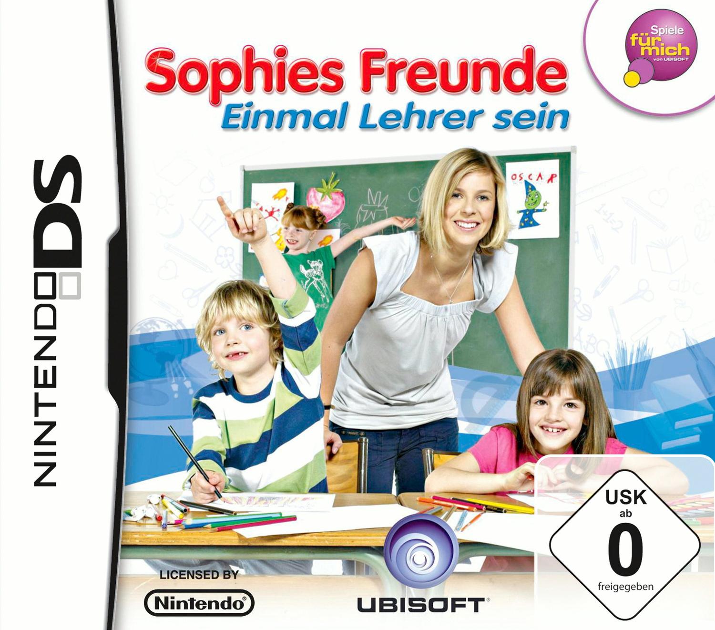 Sophies Freunde: Einmal Lehrer sein