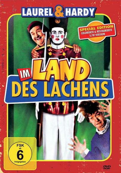 Laurel & Hardy: Im Land des Lachens
