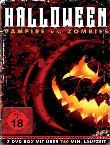 Halloween: Vampire vs. Zombies Metallbox [3 DVDs]