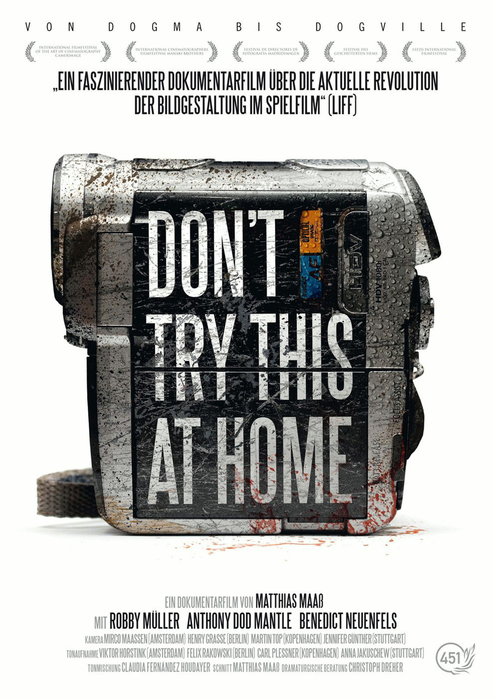 Don´t try this at Home - Von Dogma bis Dogville