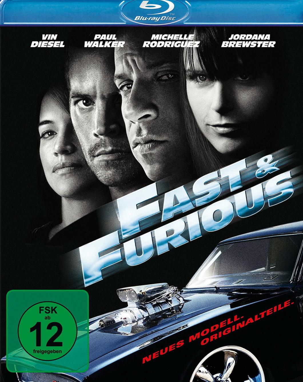 Fast & Furious 4 - Neues Modell. Originalteile.