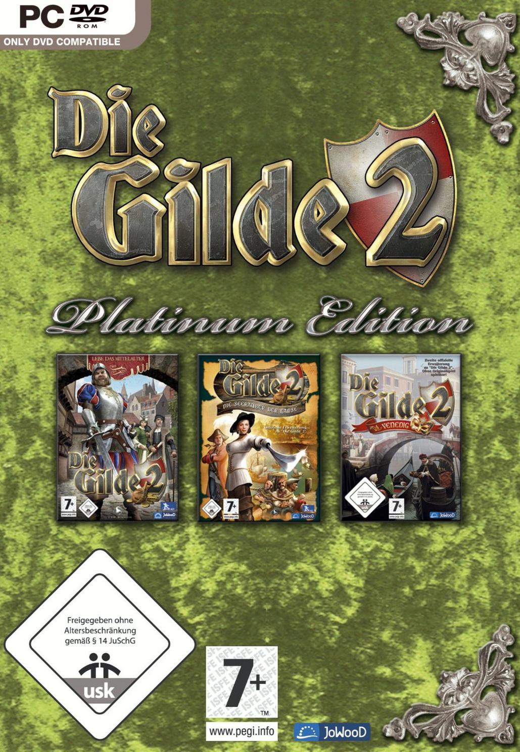Die Gilde 2 [Platinum Edition]