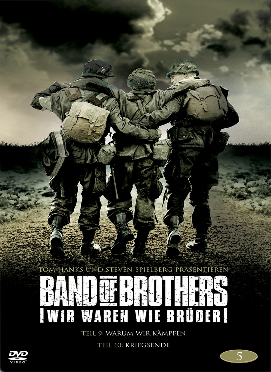 Band of Brothers [Teil 9+10]