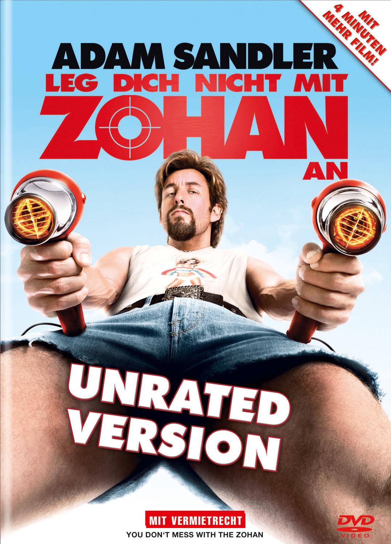 Leg dich nicht mit Zohan an [unrated]