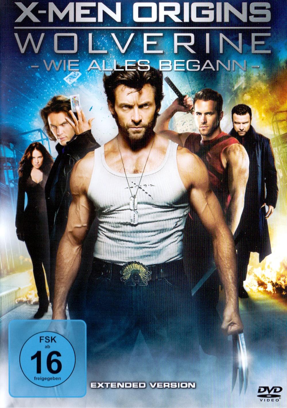 X-Men Origins: Wolverine [Extended Version]
