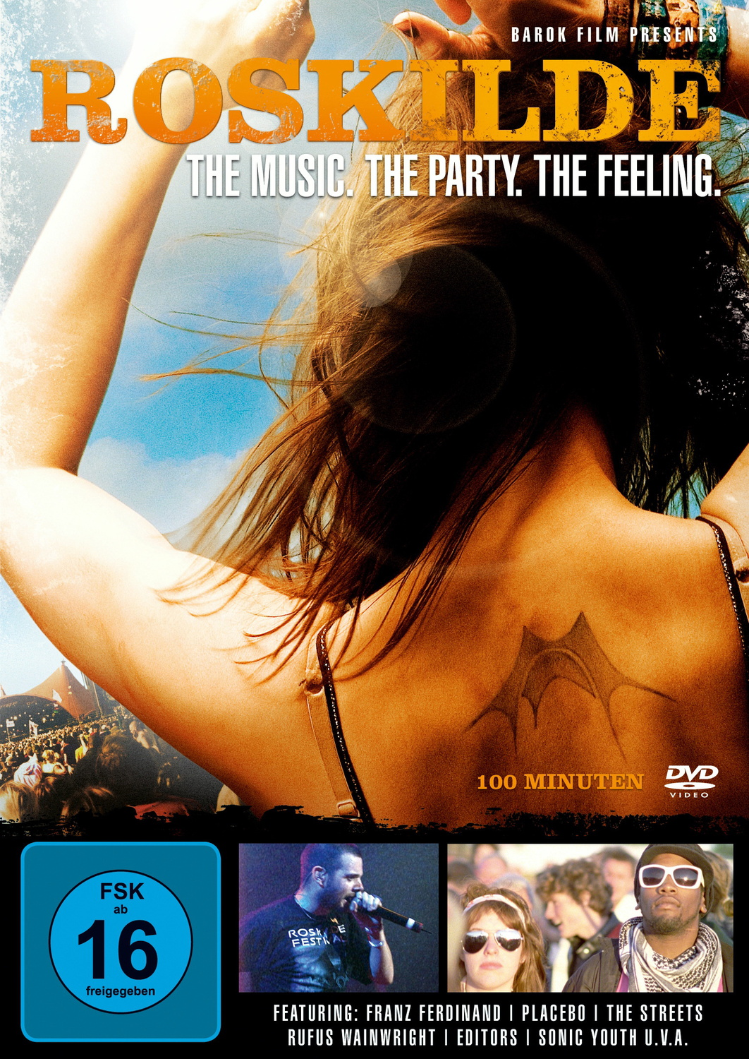 Roskilde - The Music. The Party. The Feeling