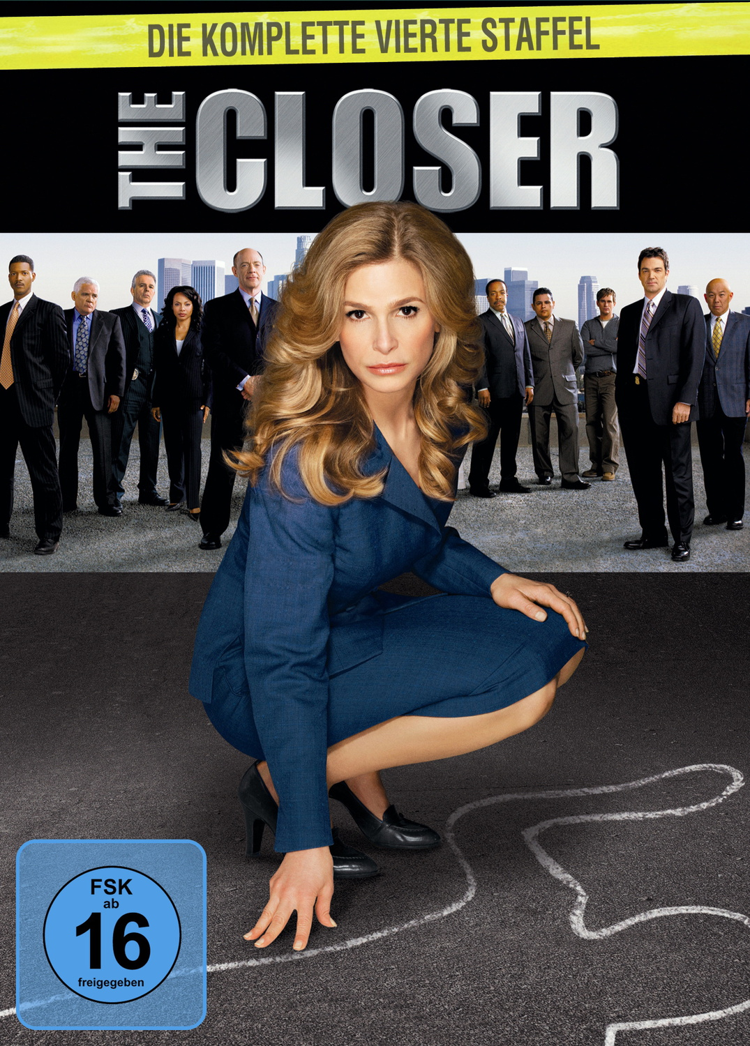 The Closer - Staffel 4