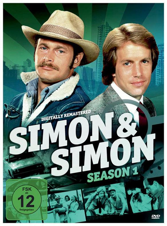 Simon & Simon Staffel 1