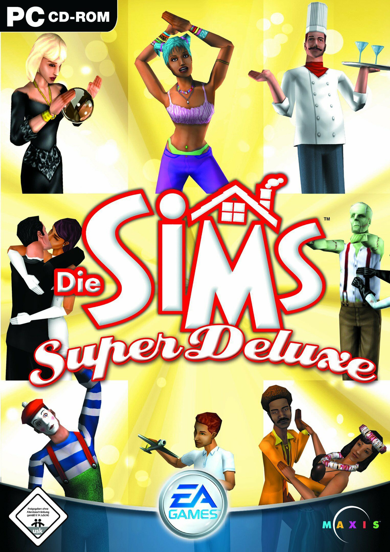Die Sims Super Deluxe