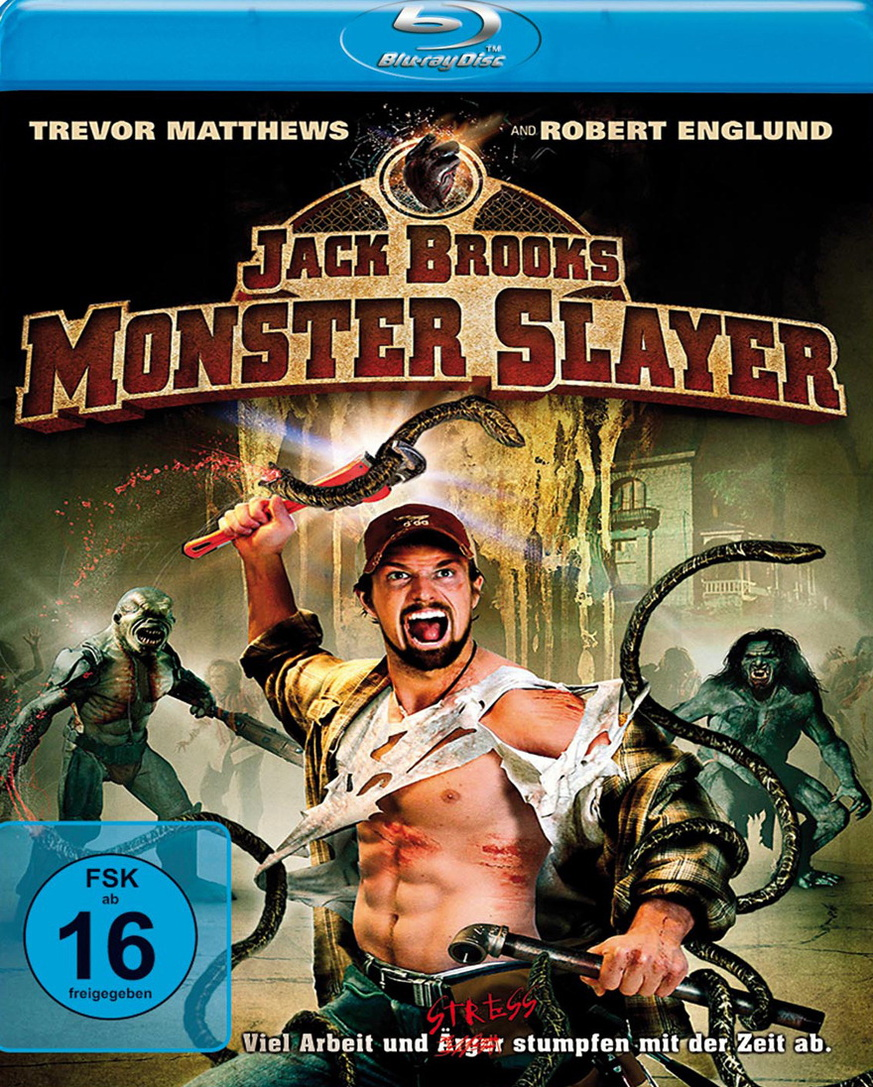 Jack Brooks - Monster Slayer