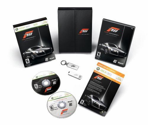 Forza Motorsport 3 [2 Discs, Limited Edition, inkl. USB Stick und Schlüsselanhänger]