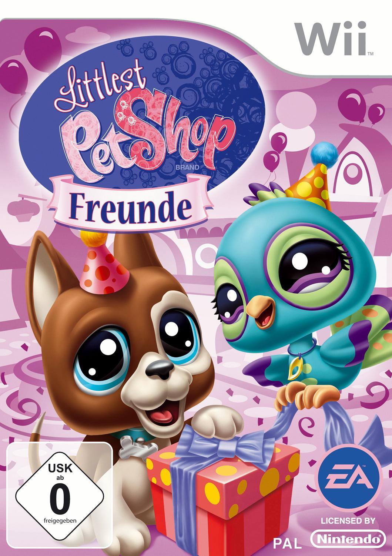 Littlest Pet Shop: Freunde