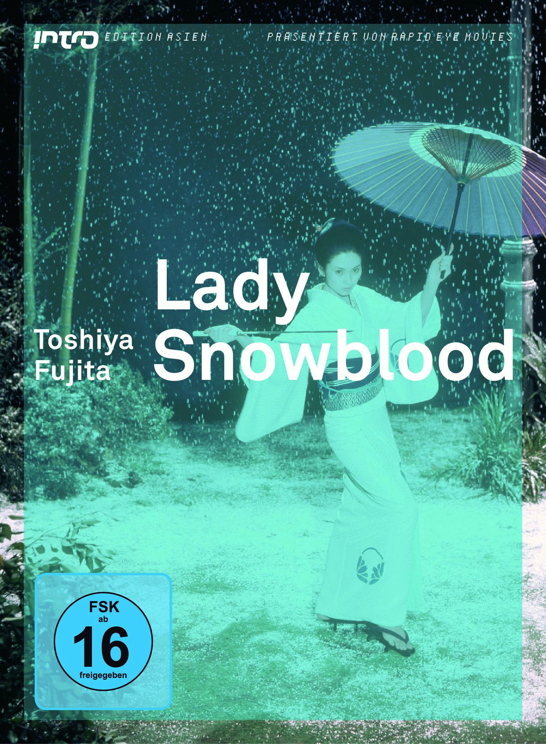 Lady Snowblood - Intro Edition Asien(OmU)
