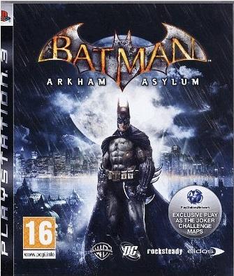 Batman: Arkham Asylum [Internationale Version]