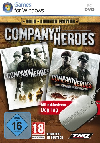 Company of Heroes Gold [Limited Edition]