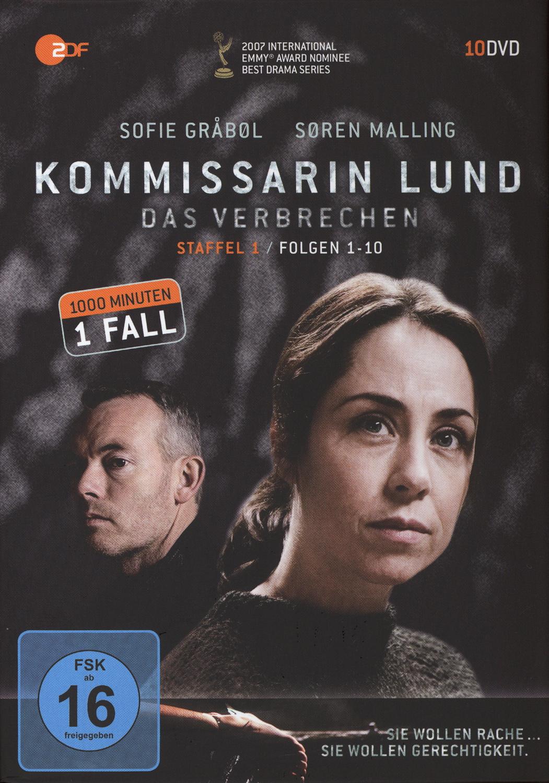 Kommissarin Lund - Staffel 1[Folge 1-10]